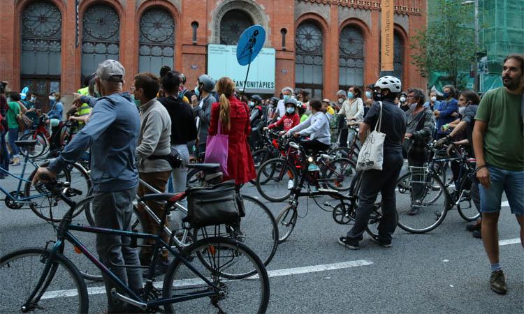 El carrer Aragó tindrà un carril bici a partir de l'octubre