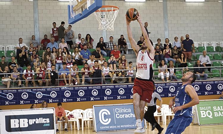 El Roser, tercer classificat a la Copa Catalunya masculina