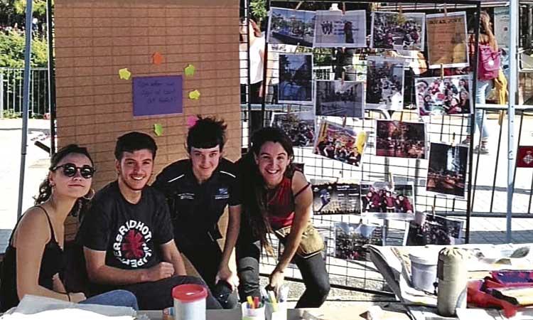 Els Joves del Poblet combinen oci i solidaritat en la quarantena