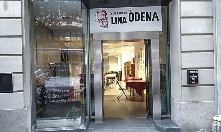 Casal Lina Òdena: no hi haurà judici, però el desnonament és molt probable