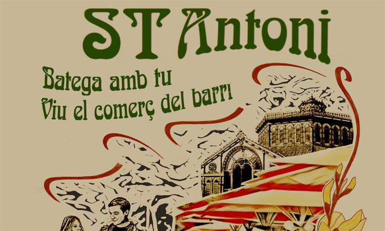 El comerç de Sant Antoni vol tornar amb força