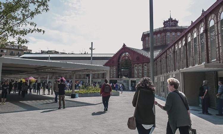 Els Encants i Som Sant Antoni s'uneixen a Barcelona Oberta