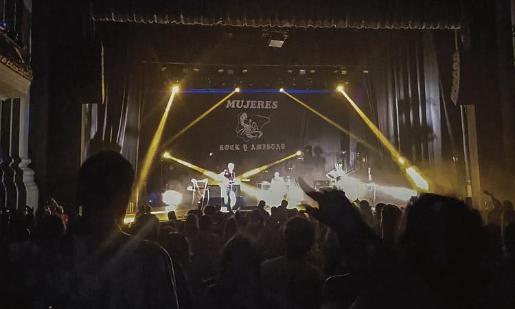 El Coliseum s'omple amb els concerts del Primavera Sound