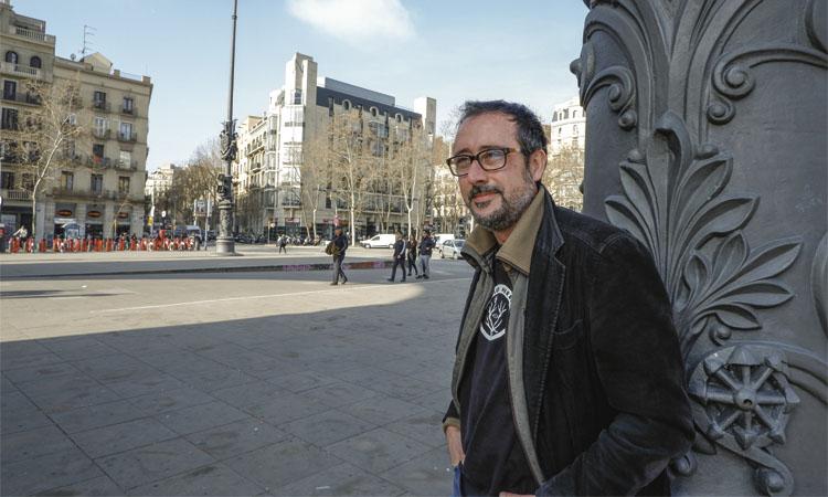 """Adrià Pujol, escriptor: """"Els xinesos han tornat la vida al Fort Pienc"""""""