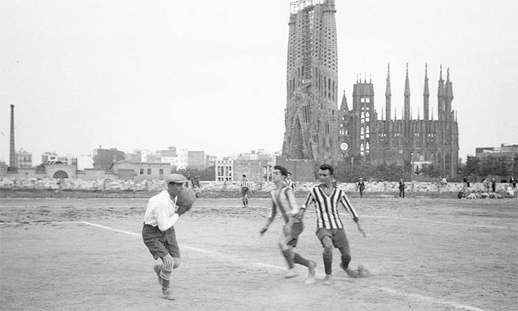 La Sagrada Família: on va començar tot per a l'Europa