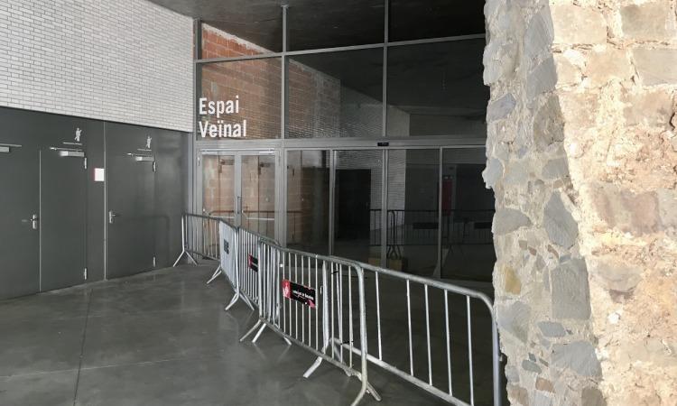 L'Ajuntament aprova l'esperat espai veïnal del mercat de Sant Antoni
