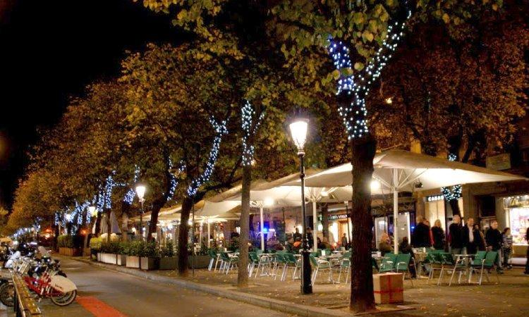 JxCAT reclama més il·luminació en alguns carrers de l'Eixample