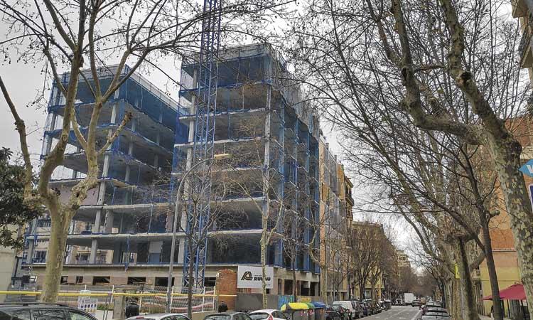 Les obres dels pisos aturats de Germanetes es reprendran aviat