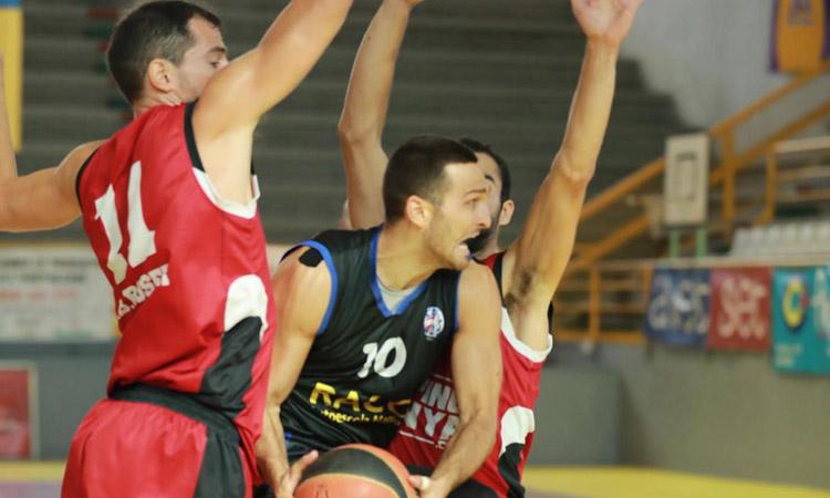 El bàsquet s'atura: l'EBA arrencarà a final de mes