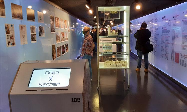 L'Espai Mercè Sala celebra els 10 d'anys del 48h Open House