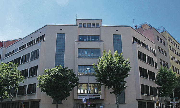 L'Institut Jaume Balmes: un centre amb molta història