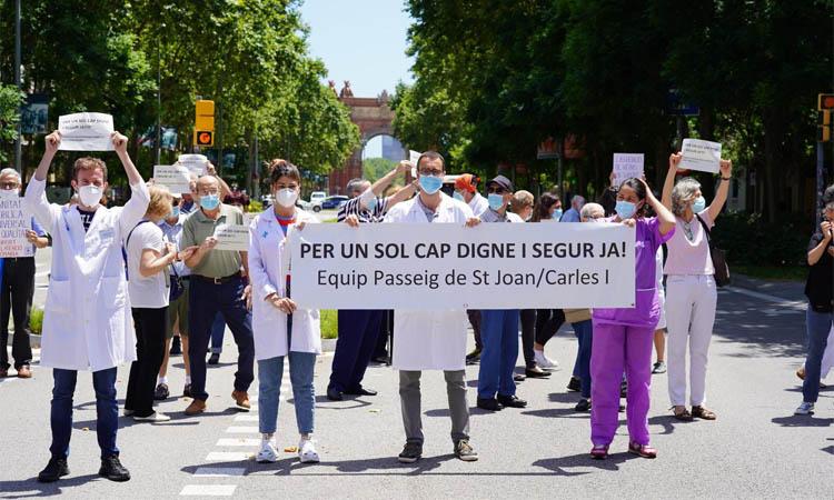 CAP Sant Joan: consultes al carrer el 28 d'octubre per demanar l'ampliació