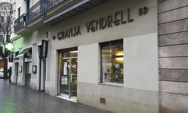 Tanca la històrica Granja Vendrell després de 98 anys
