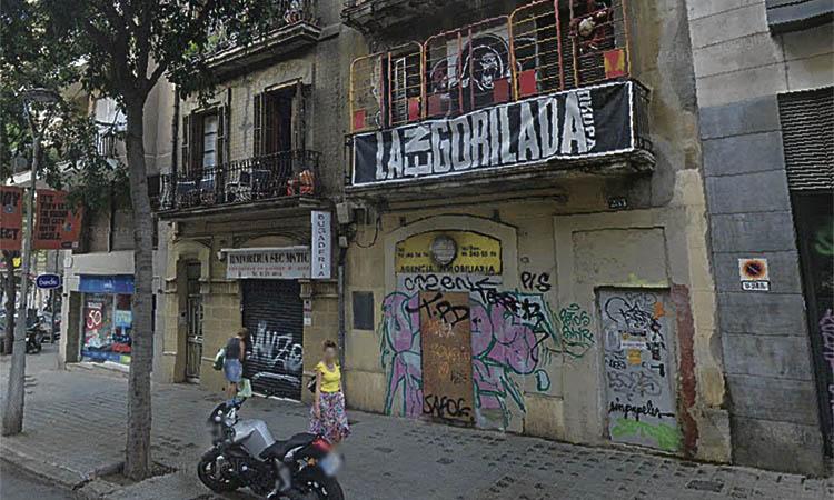 L'edifici okupat l'Engorilada pot ser desallotjat a l'octubre