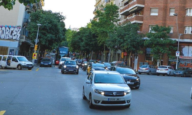 El nou Pla Cerdà per tenir un Eixample amb menys cotxes genera divisions