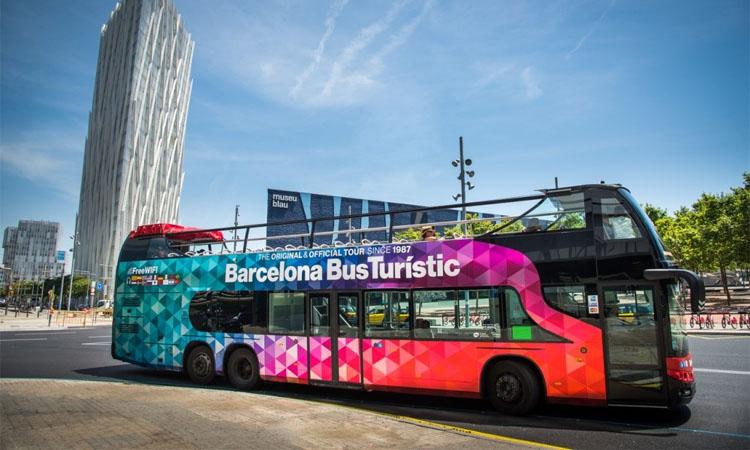 Redescobreix la ciutat amb el bus Barcelona Panoràmica