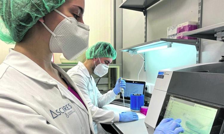 Una nova PCR amb els resultats en 40 minuts