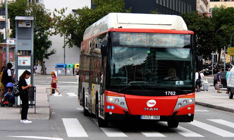 Barcelona acollirà el 2023 el congrés de transport públic més important del món