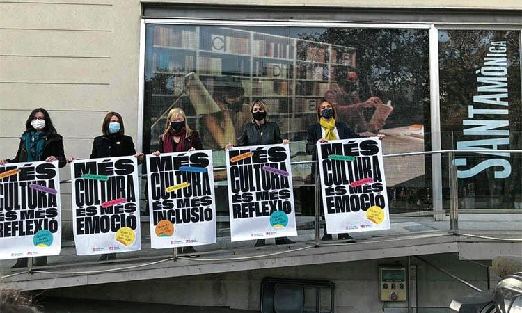 La Generalitat endega una campanya per fomentar el consum cultural