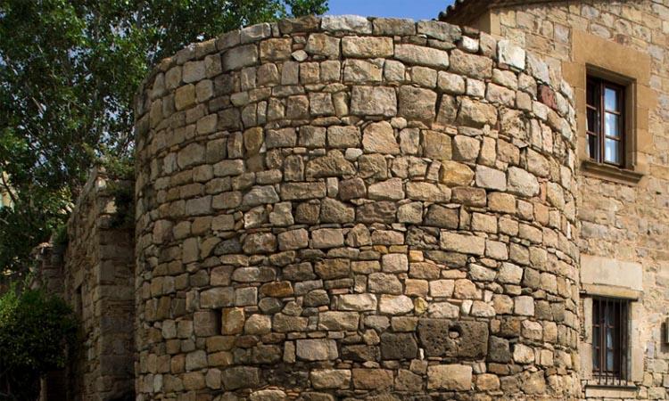 La Torre Rodona: història medieval