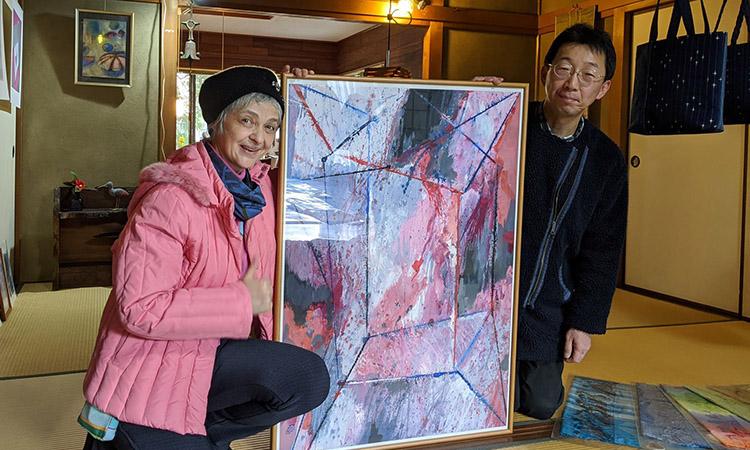 Un festival d'art al Japó amb esperit gracienc que no s'atura ni pel coronavirus