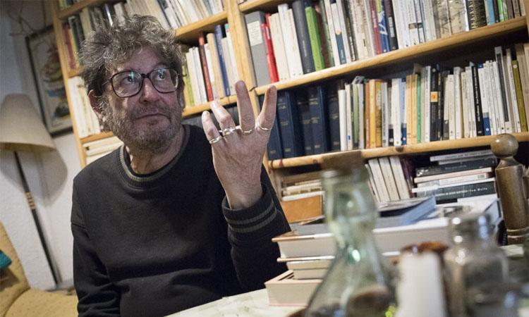 Mor l'escriptor i fundador de Gràcia Territori Sonor, Víctor Nubla