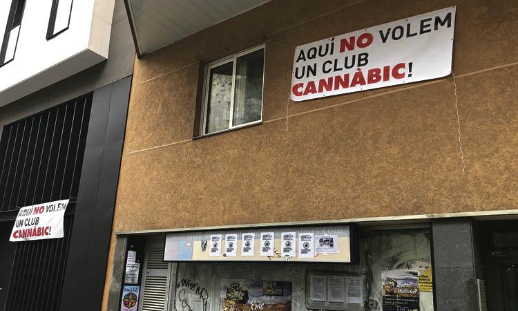 Possible escletxa per evitar que obri el club cannàbic de Còrsega