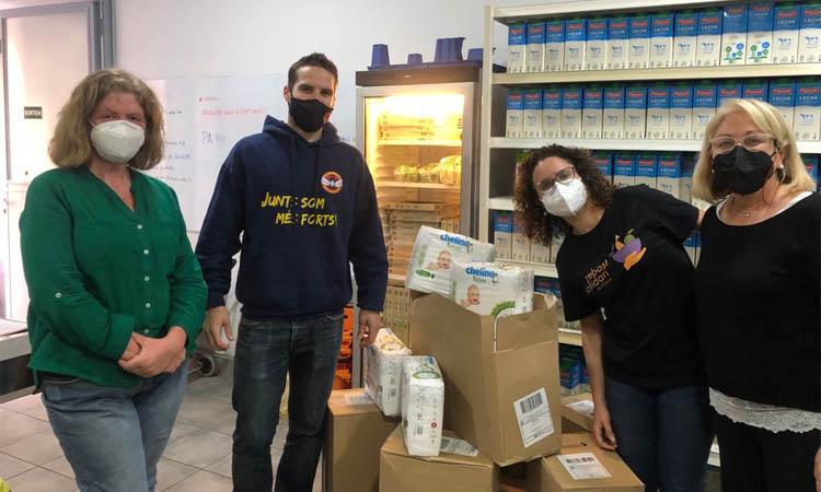 El Rebost Solidari de Gràcia cobrarà finalment una ajuda municipal