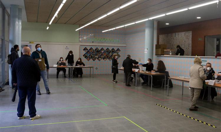 Gràcia, el tercer districte amb més participació enmig de la caiguda general