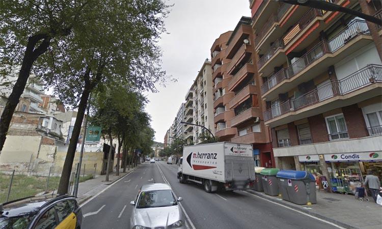 Front veïnal a Vallcarca contra la contaminació