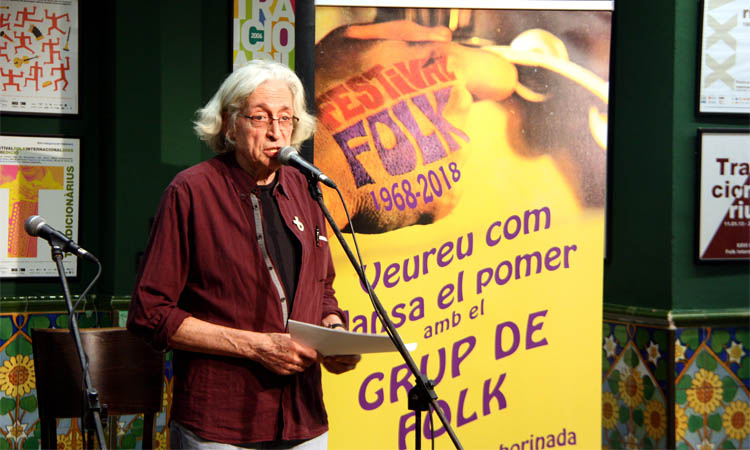 Adeu a Jordi Fàbregas, fundador i ànima del Tradicionàrius