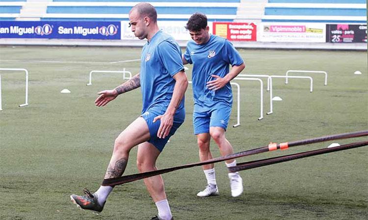 L'Europa prepara el debut en el 'play-off' contra el Terrassa