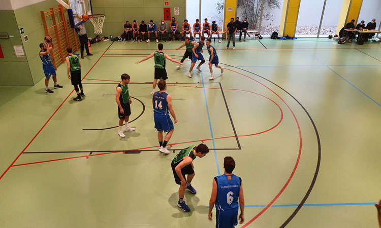 Els equips de bàsquet de Gràcia ja competeixen