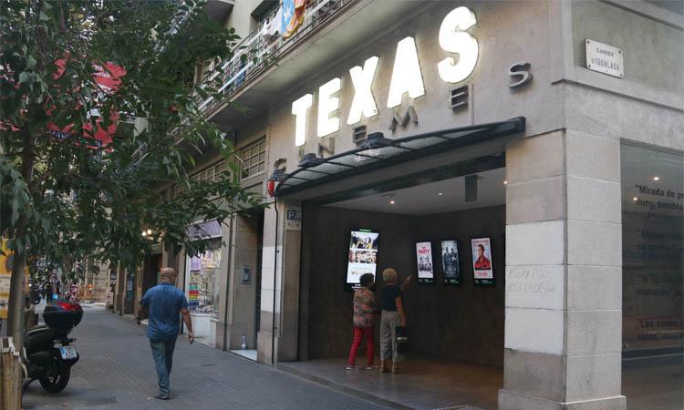 Campanya veïnal per demanar a l'Ajuntament que salvi els cinemes Texas
