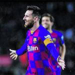 Paradoxa en el segrest de Messi