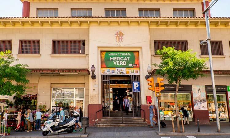 """Mercat d'Horta: """"El model de fer les compres canviarà"""""""