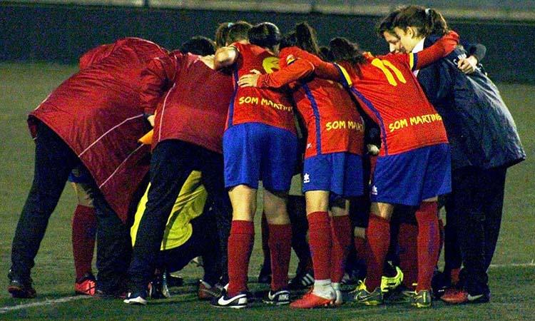 Els clubs de futbol, pendents de com acabaran les lligues