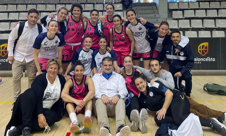El Lima-Horta lluita però cau en els dos partits de la Fase Final