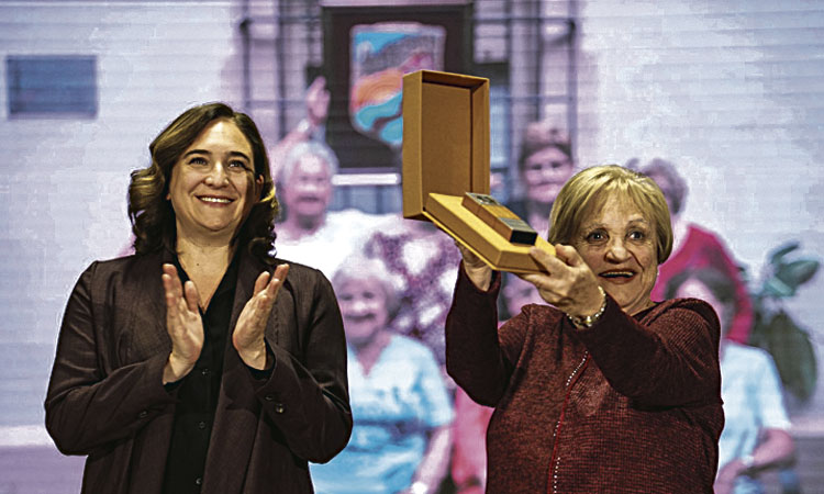 Les Medalles d'Honor van a parar al Carmel i la Teixonera