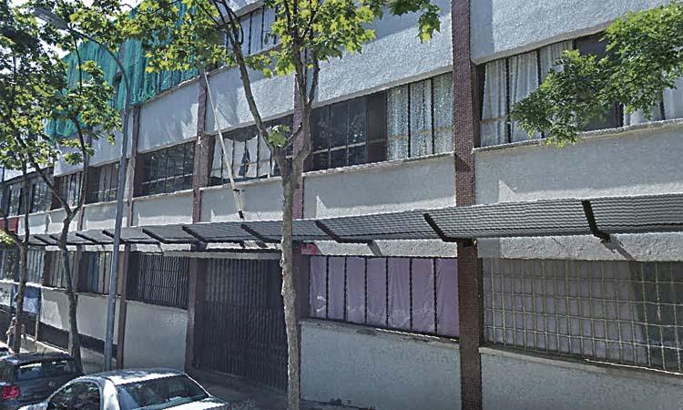Aprovat l'enderroc de l'antiga escola Menéndez Pidal