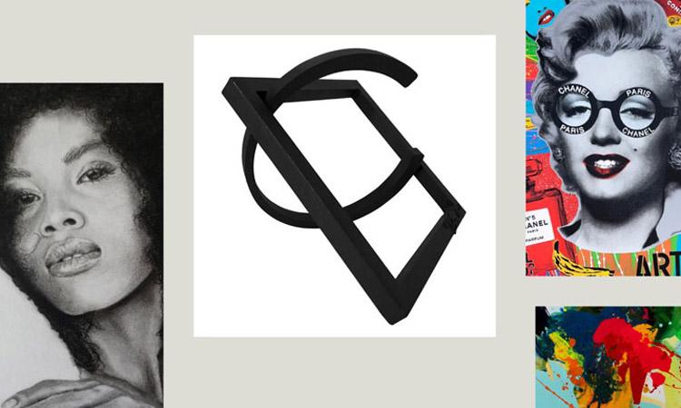 Art solidari a l'Hospital Sant Pau per a la recerca sobre la Covid-19