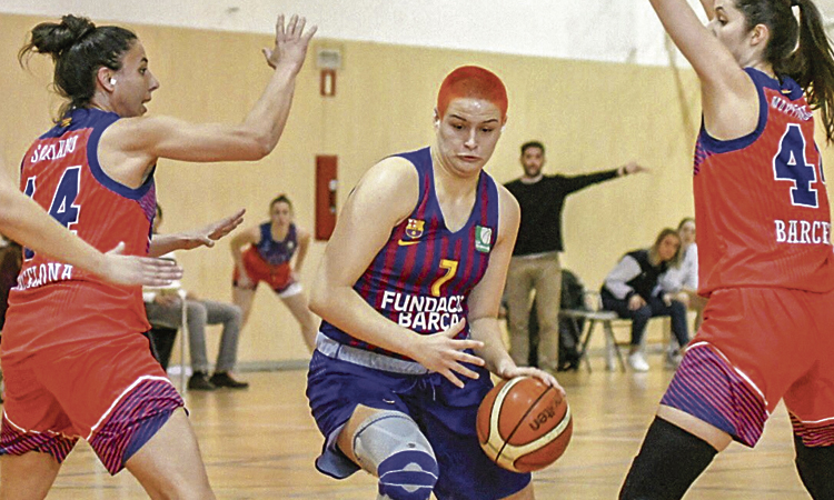 El Lima-Horta es manté segon a la Liga Femenina 2