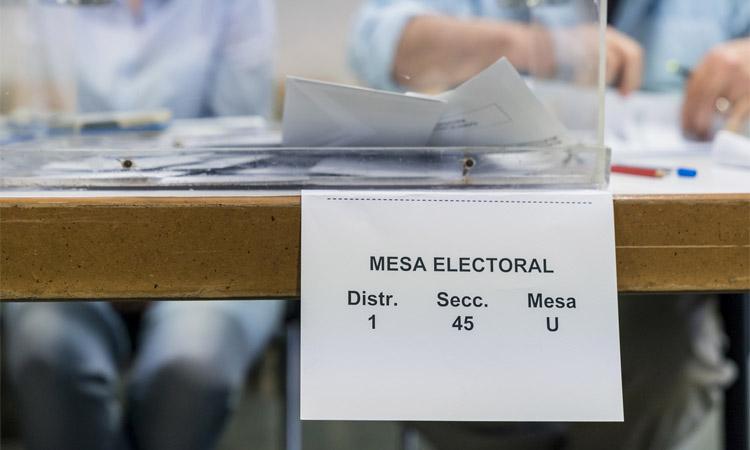 Horta-Guinardó es queda en el 50% de participació aquest 14-F