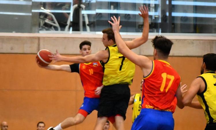 El Martinenc, eliminat de la Lliga Catalana EBA
