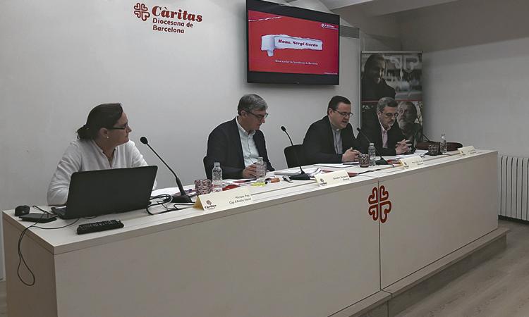 Càritas va atendre 1.685 veïns d'Horta-Guinardó el 2018