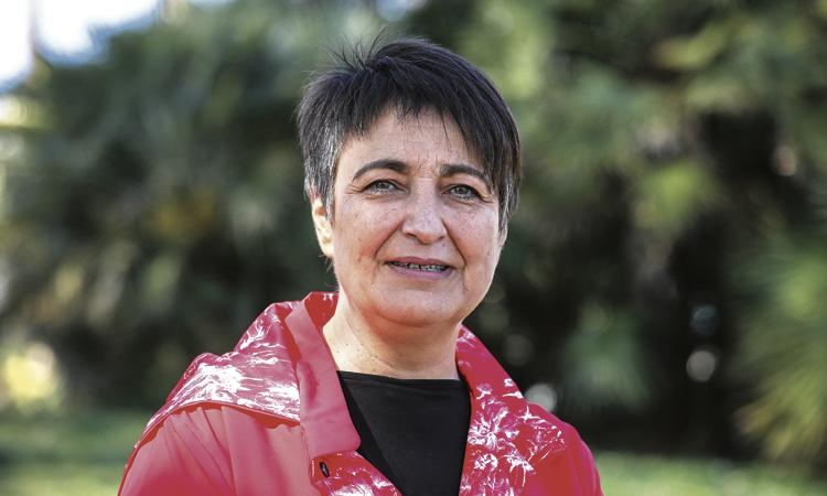 Rosa Alarcón, nova regidora d'Horta-Guinardó