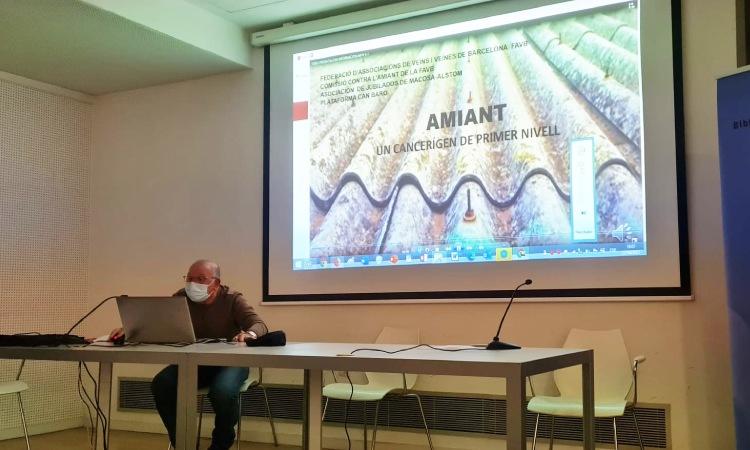 Neix la Plataforma Contra l'Amiant d'Horta-Guinardó