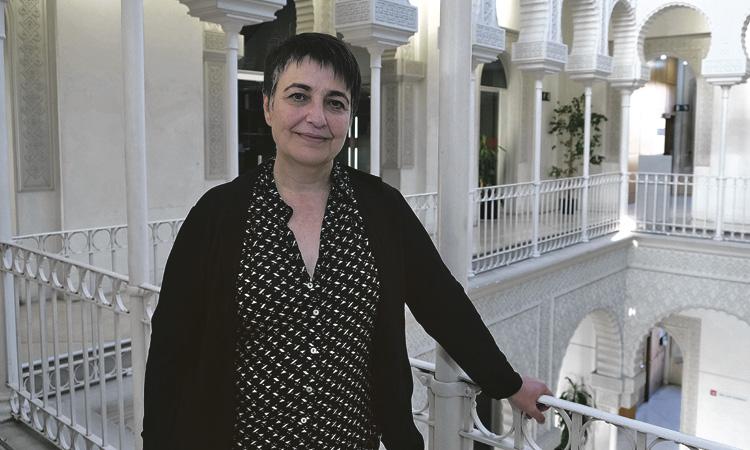 """Rosa Alarcón: """"Amb les ocupacions tenim un problema"""""""