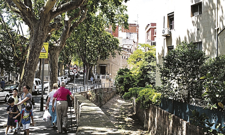 Horta-Guinardó és el districte on es cometen menys delictes