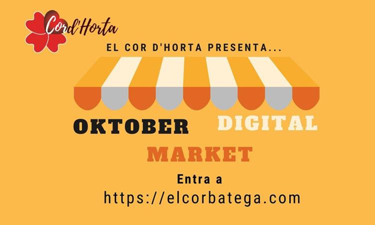 El Cor d'Horta celebra l'Oktober Digital Market